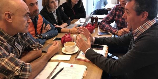 Sevilla centra su agenda de trabajo en la World Travel Market en el Año Murillo, el congreso de agencias de viaje británico, la Bienal y la capitalidad del cine europeo
