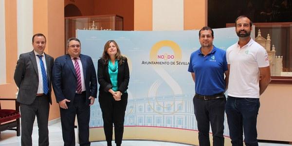 Sevilla participa en el proyecto 'Mi ciudad inteligente' en el que se analizan las iniciativas Smart City de 81 municipios pertenecientes a la Red de Ciudades Inteligentes