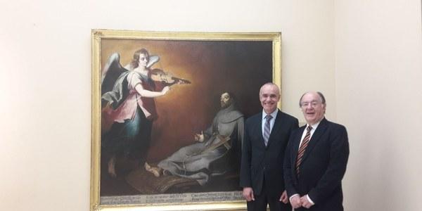 Sevilla recibirá 'La resurrección del Señor' y otras tres grandes obras de Murillo provenientes de la Real Academia de Bellas Artes de San Fernando de Madrid