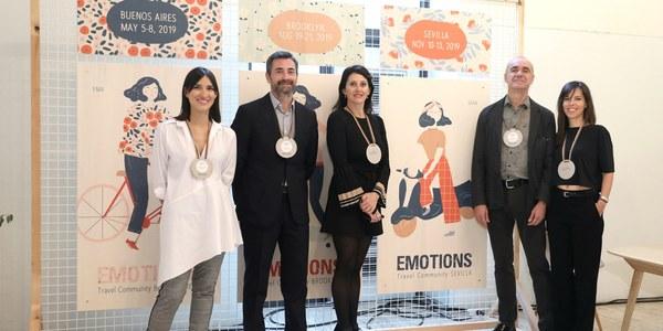 Sevilla ya suma más agentes turísticos inscritos para la  feria del segmento premium Emotions Travel de 2019 que  la edición actual de Barcelona