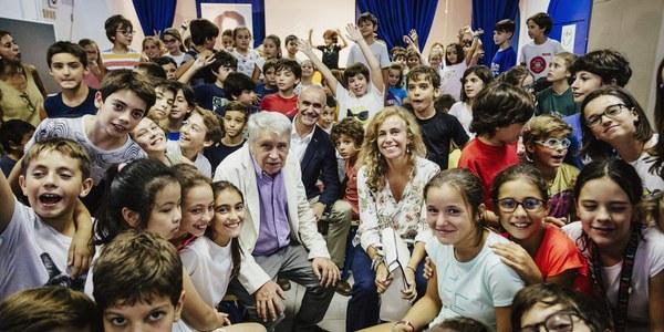 Un nuevo documental dirigido y narrado por Enrique Valdivieso lleva Año Murillo a los escolares