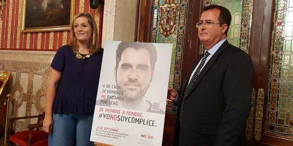 #Yonosoycómplice - Campaña con motivo del 23S, Día Internacional contra la Prostitución, la Trata y el Tráfico de Personas con Fines de Explotación Sexual