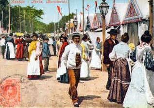 Postal Feria