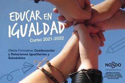 Oferta Formativa Educar en Igualdad