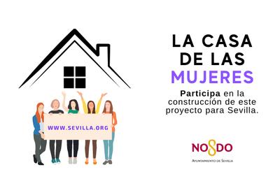 Proceso de participación para el proyecto de la Casa de las Mujeres