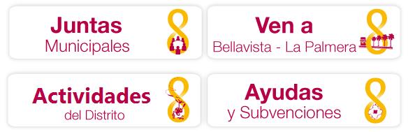 Destacados, Distrito Bellavista-La Palmera