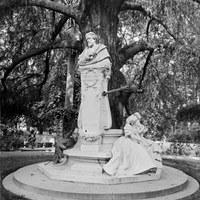 13. Glorieta de Bécquer. 1929 ©ICAS-SAHP, Fototeca Municipal de Sevilla, fondo Serrano