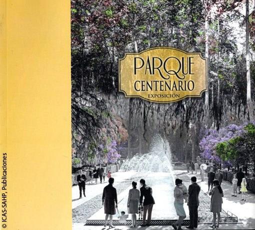 Portada Libro Parque Centenario
