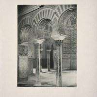 10- Sevilla. Real Alcázar. Entrada del Salón de Embajadores. 1892 ©ICAS-SAHP, Biblioteca del SAHP