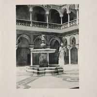 15- Sevilla. Casa de Pilatos. Patio. 1893 ©ICAS-SAHP, Biblioteca del SAHP