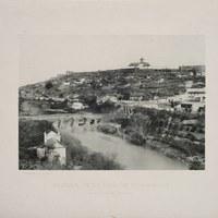 17- Alcalá de Guadaíra. Vista desde el monte del Calvario. 1892 ©ICAS-SAHP, Biblioteca del SAHP