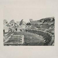 19- Ruinas de Itálica. ©ICAS-SAHP, Biblioteca del SAHP