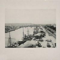 2- Sevilla. Vista desde la Torre del Oro. 1892 ©ICAS-SAHP, Biblioteca del SAHP