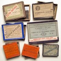 20- Cajas de placas secas al gelatinobromuro de plata. ©ICAS-SAHP, Reprografía