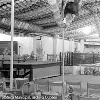 Cortijo El Guajiro. Ca. 1960 ©ICAS-SAHP, Fototeca Municipal, archivo Cubiles