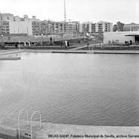 Club Mercantil. 1970 ©ICAS-SAHP, Fototeca Municipal de Sevilla, archivo Serrano