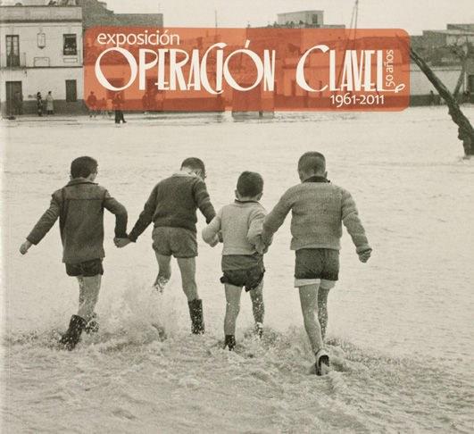 Cubierta Libro - Operación Clavel: exposición 50 años (1961-2011)