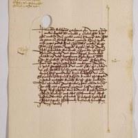 7.1502. Libramiento del Cabildo municipal para la compra de una resma de papel para copiar los documentos en el Tumbo.