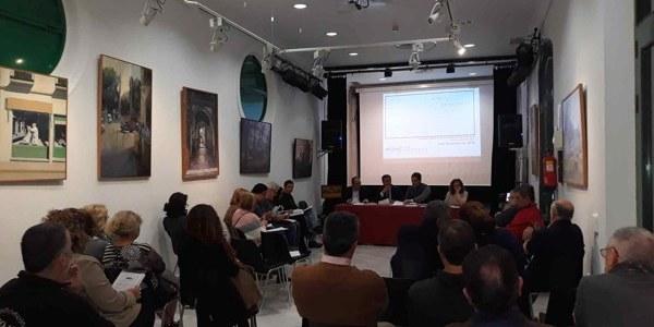 Jornada sobre el Plan Estratégico Sevilla 2030 celebrada en el Distrito Casco Antiguo