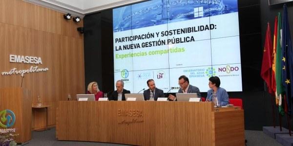 """Jornadas sobre participación y sostenibilidad: """"La nueva Gestion Pública"""""""