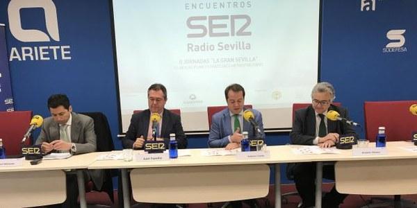 Los retos y oportunidades de la Gran Sevilla, a debate en los Encuentros SER