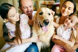 Familia adoptante