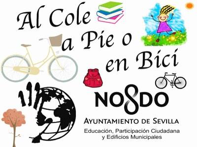 Al Cole a Pie o en Bici