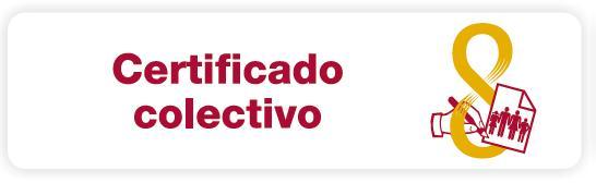 Certificado Colectivo