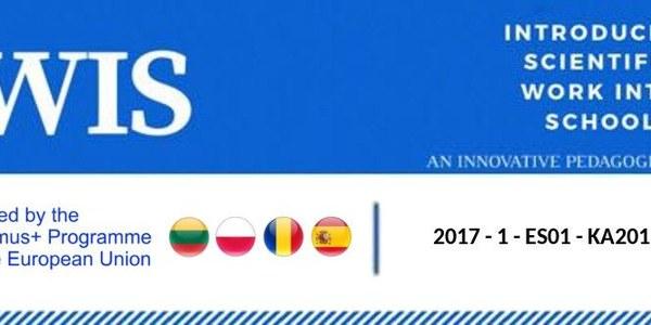 El Laboratorio Municipal de Sevilla participará como socio formal en el proyecto Erasmus + SWIS