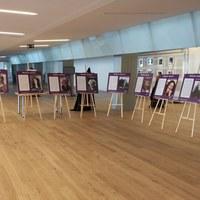 Foto Exposición Mujeres Ilustres
