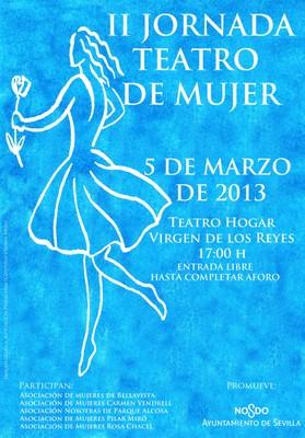 Cartel Jornada Teatro 2013