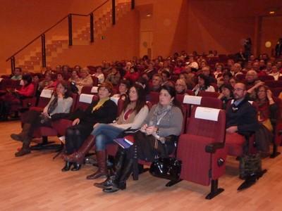 Teatro 2013 - Vista General Aforo