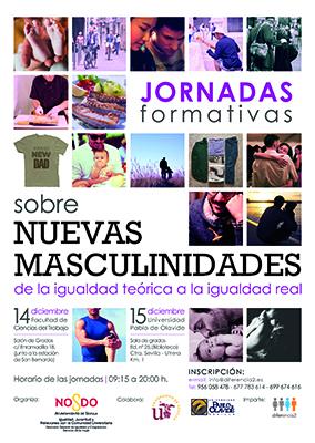 Cartel Definitivo I Jornada NN Masculinidades 2015