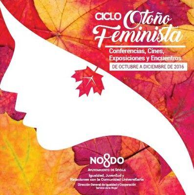 otoño feminista cartel