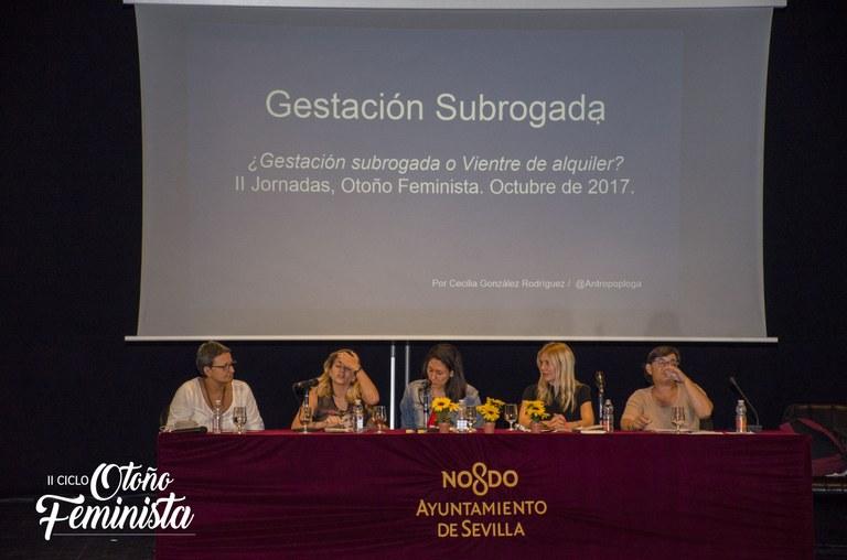 Foto 2 Mesa Redonda Jornada Gestación Subrogada 9 Octubre 2017