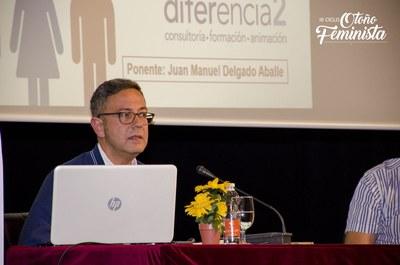 Foto 2 - Jornada Tiempo y Cuidados - J. M. Delgado