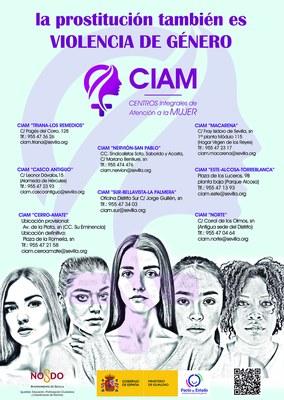 CARTEL MOTIVACIONAL 5 CIAM 2020 PROSTITUCIÓN