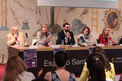 Foto 1 Cine, Deporte y Género (Mesa General)