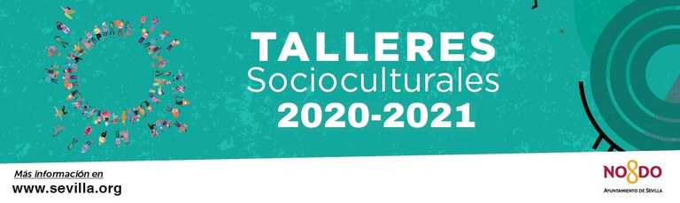 Banner Talleres Socioculturales 2020-2021