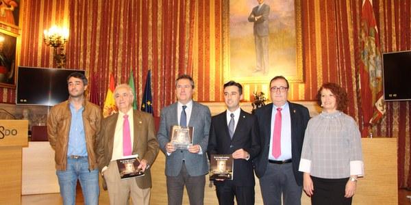 """Presentación del libro """"En la frágil sombra de la memoria; José González Fernández de la Bandera, el poblanchino que evitó una conspiración"""""""
