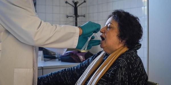 Se continúan con los trabajos de recogida de muestras de ADN en el Laboratorio Municipal