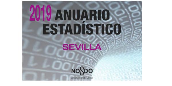 El Ayuntamiento de Sevilla publica una nueva edición del Anuario Estadístico de la Ciudad de Sevilla