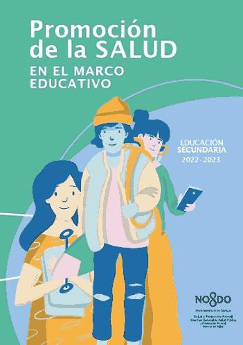 Programa de Educación para la Salud en el Marco Educativo. Educación Secundaria. Educación Especial.