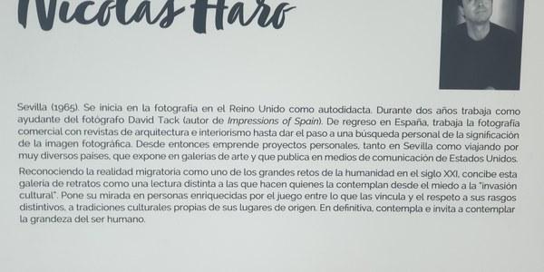 El encuentro RECE acogerá una exposición sobre los retratos de la sociedad española actual