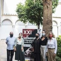 Presentación - Danza flamenca en el Teatro Central