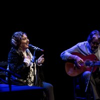 Estrella Morente & Rafael Riqueni - Teatro Lope de Vega