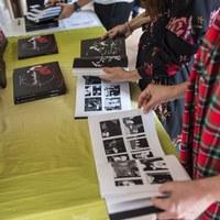 Presentación novela gráfica - Espacio Santa Clara