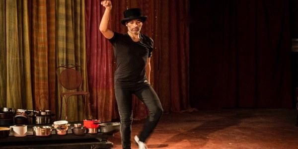 """Israel Galván presenta el estreno nacional de """"Gatomaquia"""" en la Bienal coproducido por el Thêatre de la Ville de París"""