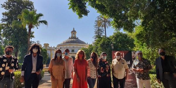 La tradición, el mito y la innovación del cante flamenco se hacen presentes en la Bienal