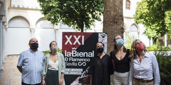 Las nuevas claves de la danza flamenca encuentran en la Bienal su escaparate